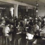 Работницы табачной фабрики «Дукат» в Тверском-Ямском переулке. 1910-е годы. Архив фабрики «Лиггетт-Дукат»