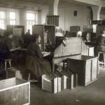 Фабрика «Дукат». 1910-е годы. Музей Москвы