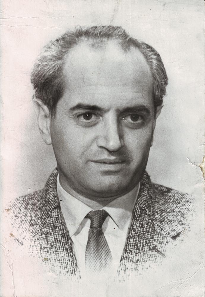Левон Бархударян. 1960-е гг.