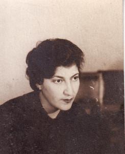 Софья Георгиевна Тадэ. 1930-е годы.  Дар И. И. Подольской. Из собрания Музея М. А. Булгакова