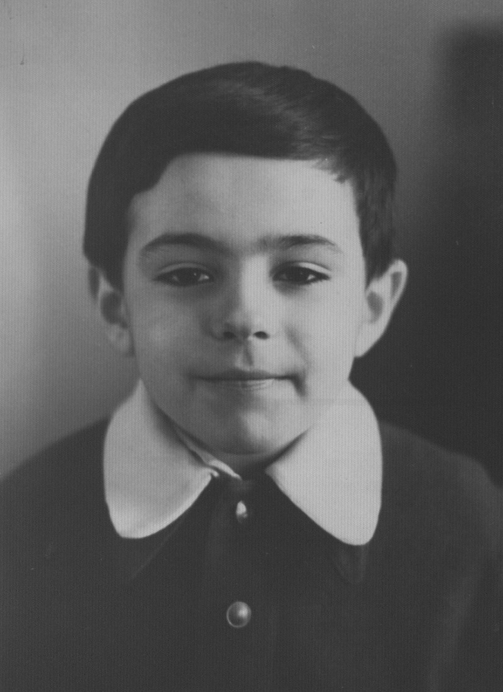 Сергей Аборкин (1950 г.р.), сын Тамары Кузнецовой. Около 1957 года