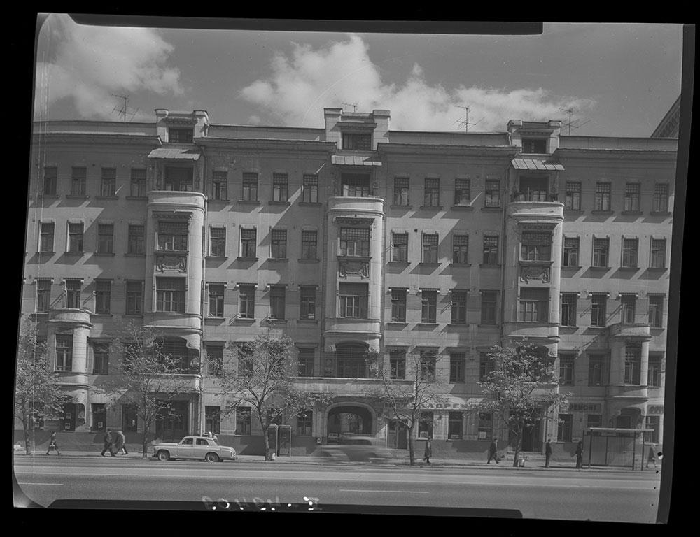 1970-е годы. Из архива Музея архитектуры имени А .В. Щусева