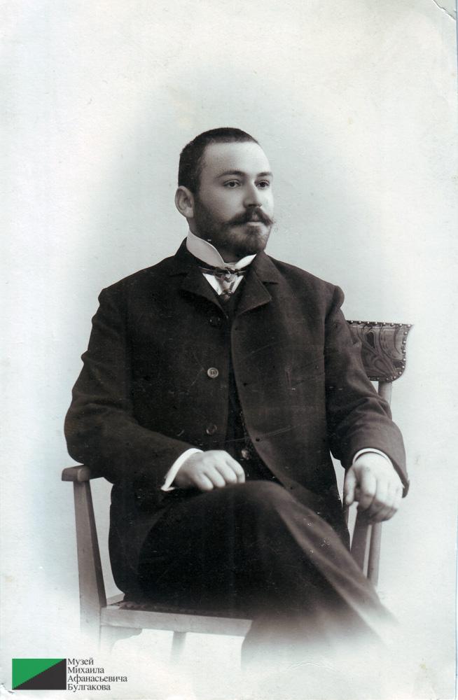 Багдасар Артемьевич Вартанов.  Москва, 1910-е годы
