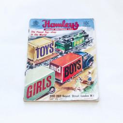 Каталог старейшего в мире лондонского магазина игрушек Hamleys, по которому Михаил Костаки выбирал себе игрушки. 1950-е годы