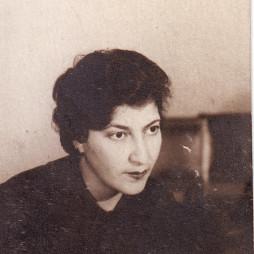 Софья Тадэ. 1930-е годы. Дар Ирены Исааковны Подольской