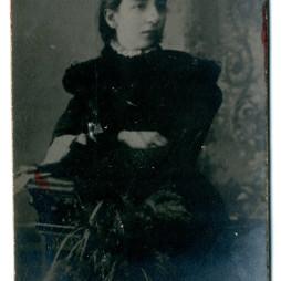 Анна Пигит. 1906. ГА РФ. Ф. 1742. Оп. 1. Д. 50624. Л. 4