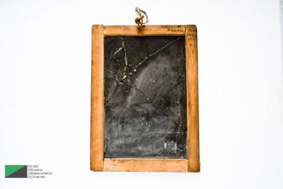Доска для письма и рисования мелом. 1915 год. Из собрания Музея М. А. Булгакова. Автор снимка Антон Акимов