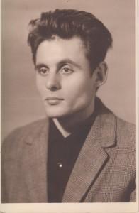 Владимир Андреевич Исаев. Середина 1950-х годов