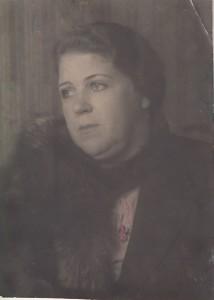Анастасия Поликарповна Дрёмова. Соседка по квартире № 5. Старшая по коммуналке