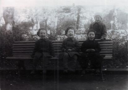 Сад «Аквариум». Около 1951 года.